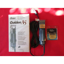 Maquina Tosa Oster Golden A5 Profissional 110v Tosqueadeira.