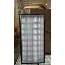 Lampara Fluorescente 3x32 W T8 Empotrar Lithonia Light