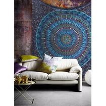 Manta Decorativa ** Hippie Mandala Camel ** De Handicrafts
