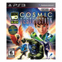Ben 10 Ultimate Alien Cosmic Destruction Ps3 Mídia Física