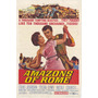 Dvd As Amazonas De Roma 1961 Dublado Capa E Espada