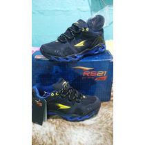 Zapatos Deportivos Rs21 Caballeros