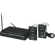 Microfone Karsect Com Transmissor Para Instrumentos Music...