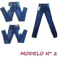 Jeans,pantalon De Dama Nuevo Levanta Cola Talla 30