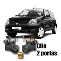 Kit Trava Eletrica Especifica Tragial Renault Clio 2 Portas