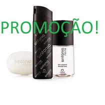 Kit De Presente Natura - Sintonia Noite (promoção)
