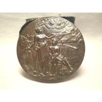 Medalla Ferrocarril Jujuy A La Quiaca Año 1903