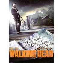 Box Set Dvd The Walking Dead Temporada 5 ( 2014 ) - Robert K