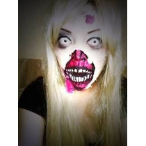Pupilentes Halloween Zombie Incluye Regalos Y Envio Gratis