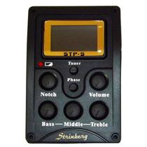 Pré Amplificador De Violão Strinberg Stp5