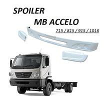 Spoiler Parachoque Caminhão Mb Accelo 715 815 915 1016