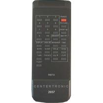 Control Remoto Rm-7a Tv Admiral Noblex 2657 Daytron Itt Rm7a
