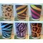 Vasos Animal Print, Plasticos Descartables!!!