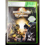 Jogo Mortal Kombat Vs Dc Universe Xbox 360 Lacrado Original