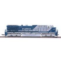 Locomotiva Ac44i Rumo Fase Ii 1/87 Frateschi 3073