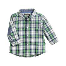 Camisa Para Bebé (niño), H&m, Talla 6-9 Meses