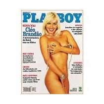 Revista Playboy Cléo Brandão 286 Mai 1999
