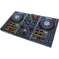 Numark Dj Party Mix Controlador Para Dj Luces Incorporadas