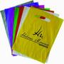 Sacolas Plásticas Personalizadas 20x30 Produção 3 Dias