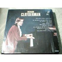 Disco Lp Richard Clayderman - Balada Para Adelina - Pianista