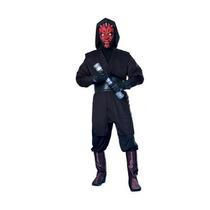 Disfraz Darth Maul De Lujo Star Wars Para Hombre Talla Xl