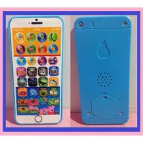 Brinquedo Celular Infantil Musical Iphone Peppa Pig Telefone