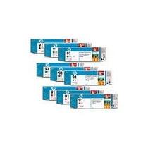 Cartuchos Hp 91, Para Impresora Z6100, Todos Los Colores