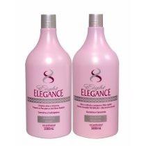 Escova Redutora De Volume Eight Elegance 2 X 1l