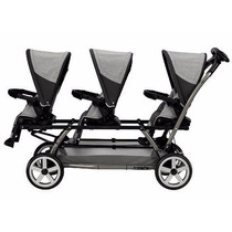 Cochecitos Bebes Trillizos Perego Triplette | Envío Gratis
