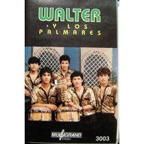 Cumbia Santafesina-walter Y Palmares-cassette Musigrand