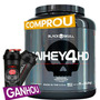 Whey 4hd - 2200g - Black Skull - Morango By Vpx Importado