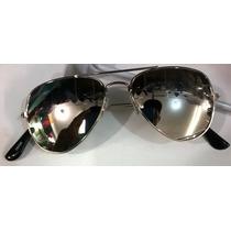 Óculos De Sol Infantil Estilo Aviador De 3 A 13 Anos