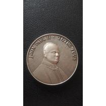 Medalla S.s San Juan Pablo Il 1988