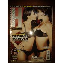 Revista H La Chiva Y Fabiola Campomanes