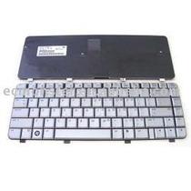 Excelente Teclado Laptop Hp Dv4 Plateado Usado Pero Original