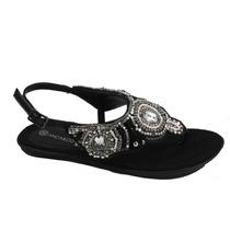 Sandalia Sandalias Piedras Anca Y Co Zapatos Mujer Jaipur
