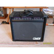 Crate Stealth Lee Jackson All Tube 50-watt Combo Amp Hot Rod