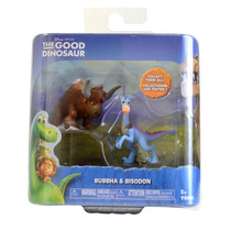 Disney O Bom Dinossauro Filme - Bubbha E Bisodon