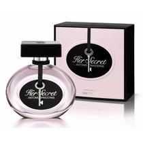 Perfume Her Secret Femme 50ml Antonio Bandeiras Importado