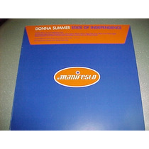 Donna Summer - State Of Independence ( Murk - Dj Dero Mixes)