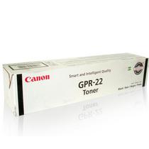 Toner Canon Laser Original Gpr-22 Negro Ir1018/1019/1020/102