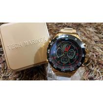 Relógio Tech Mariner Original.