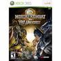 Jogo Mortal Kombat Vs Dc Universe X360 Midia Fisica Lacrado