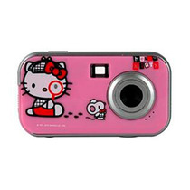 Camara Digital Infantil Interactiva Hello Kitty Vivitar