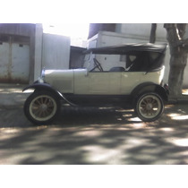 Ford T 1927 Totalmente Restaurada.