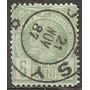 Rumania Yvert N°59 Usado Año 1885 Cat..u$s15.-