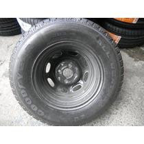 Oportunidade Roda Ford Pampa E Pneu Zero 175 R13