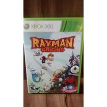 Rayman Origins Xbox 360 Barato