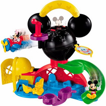 Nova Casa Do Mickey Mouse Clubhouse Y2311 Mattel Fisher