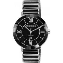 Relógio Feminino Technos Aço/ceramic Sapphire 2015bx/1p